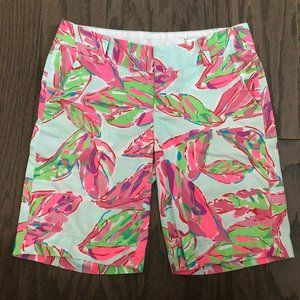Lilly Pulitzer Chipper Short In The Vias Multi